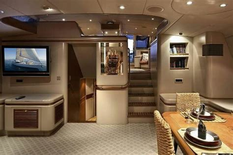 Eclipse Yacht Interior by Eclipse Interior High Rollers On The High Seas