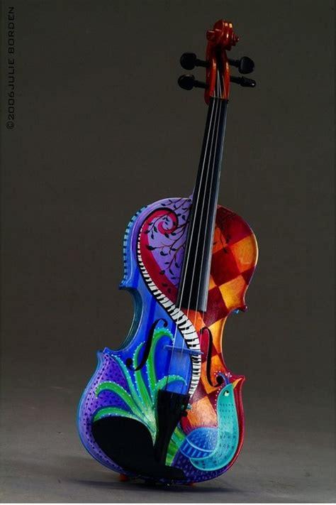 colorful violin wallpaper beautiful violin wallpaper wallpapersafari