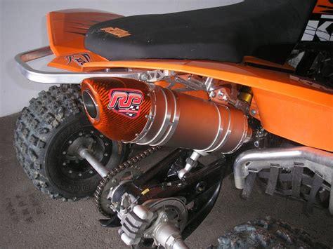 Ktm 525 Jetting Ktm 525 Xc Exhaust System 09 13 Rp Tuning