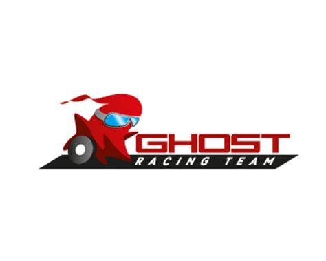 design logo racing team ghost racing team logo design contest logo designs by applex
