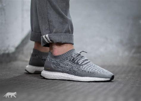 Adidas Ultra Boost Uncaged Grey Primeknit adidas ultra boost uncaged grey clear grey asphaltgold