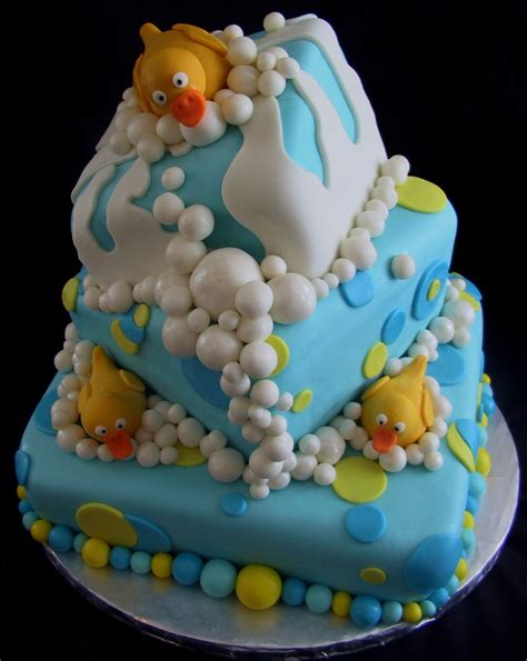 Baby Shower Birthday Cake by 70 Baby Shower Cakes And Cupcakes Ideas