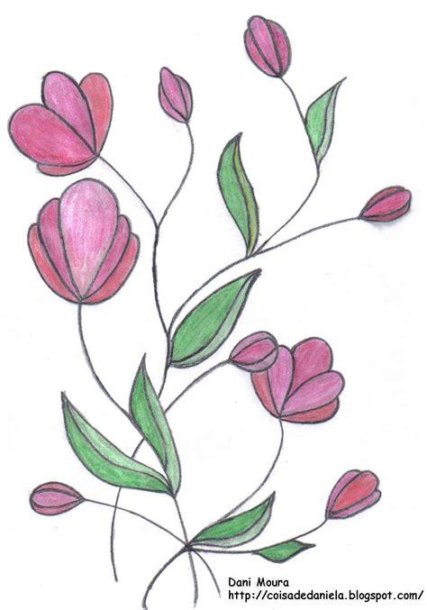 desenho flores pz c desenho flores