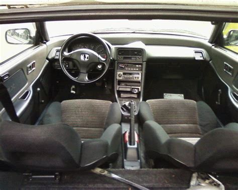 honda crx si interior car interior design