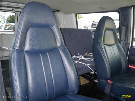 Astro Interior by 2005 Chevrolet Astro Awd Cargo Interior Color Photos