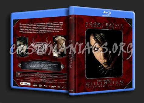 dragon tattoo trilogy extended edition dvd covers labels by customaniacs view single post