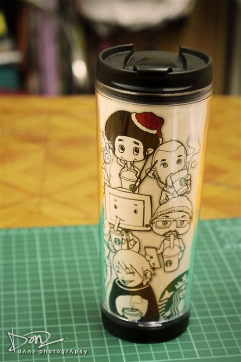 starbucks personalized tumbler template starbucks tumbler customize by danzspiritx on deviantart