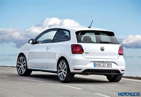 volkswagen polo gti price in india spied volkswagen polo gti spotted testing in india