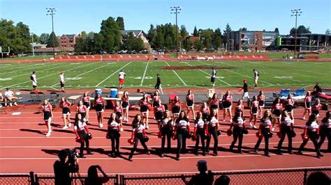 Wou Find Western Oregon Cheer Team