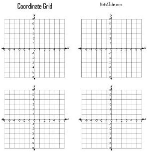 printable coordinate graph paper pdf coordinate grid plane charts