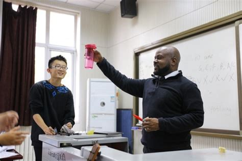 Um Flint Grad Ensures Education by China Brings Opportunities To Um Flint Education Alumnus