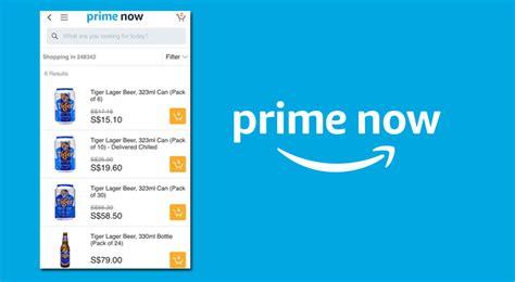 amazon jobs singapore amazon prime now out on s pore app stores mothership sg