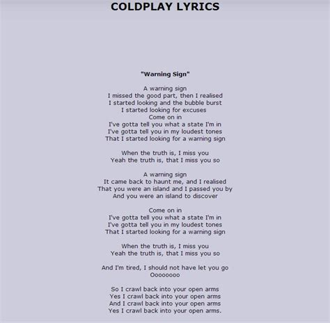 coldplay yes lyrics 322 best images about coldplay therapy on pinterest