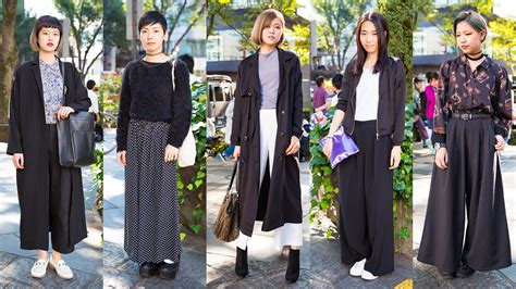 style guide influence of japan image gallery japanese fashion trends 2016