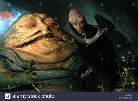jabba the hutte jabba the hut michael wars return of the
