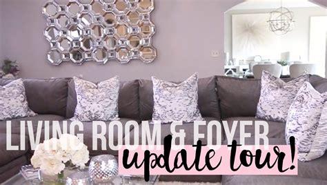 home decor distributors u s a living room foyer update tour 2016 new furniture