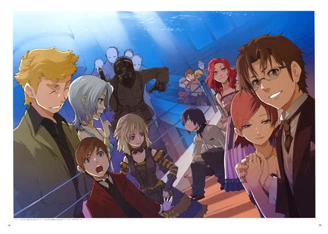baccano official pictures by enami baccano