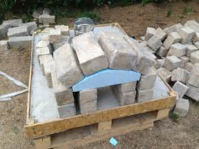 backyard pizza oven diy diy outdoor project pizza oven icreatived
