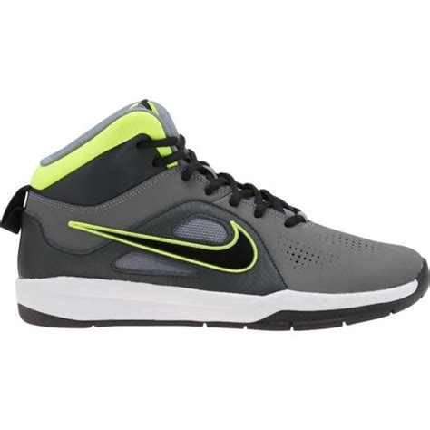 boys high top basketball shoes academy nike boys team hustle high top basketball shoes