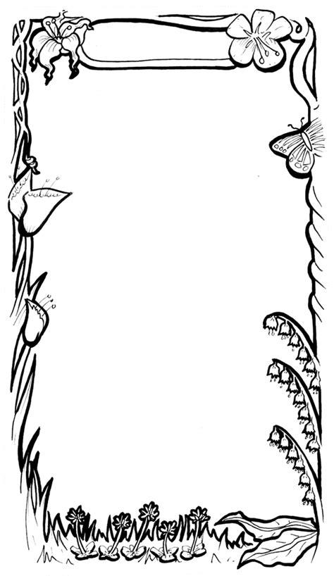 tarot card template frame tarot wands border by antinonconformist on deviantart