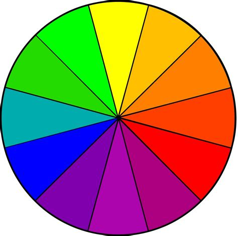 color color diagram color theory what a colorful world