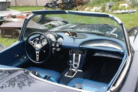 how to fix cars 1962 chevrolet corvette interior lighting 1962 chevrolet corvette custom convertible 115933
