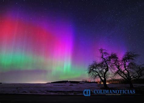 northern lights in maine 2017 nasa sube de auroras boreales vistas desde el
