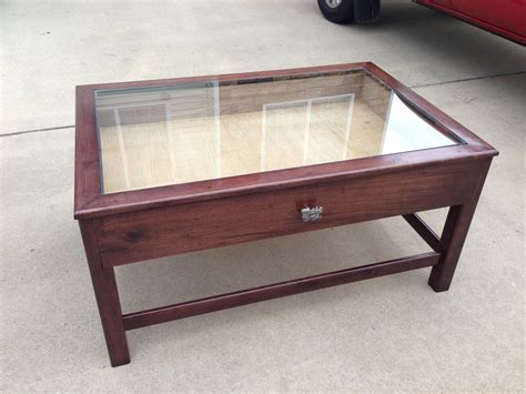 How To Make A Shadow Box Coffee Table Coffee Table Shadow Box Coffee Table Diy Display Coffee Table With Glass Top Shadow