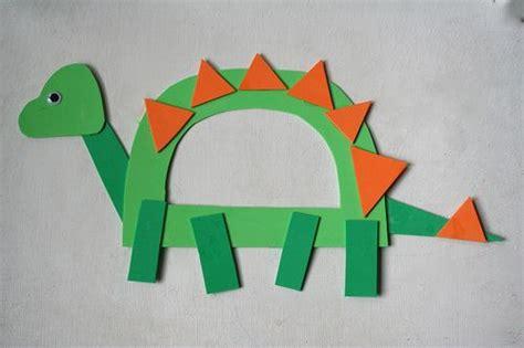 dinosaur paper craft 9 wonderful dinosaur crafts and activities for