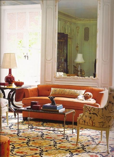living room with orange couch sofa designs modern sofa design sofa design photos