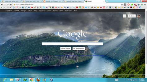 background themes for google homepage get bing daily images on your google homepage
