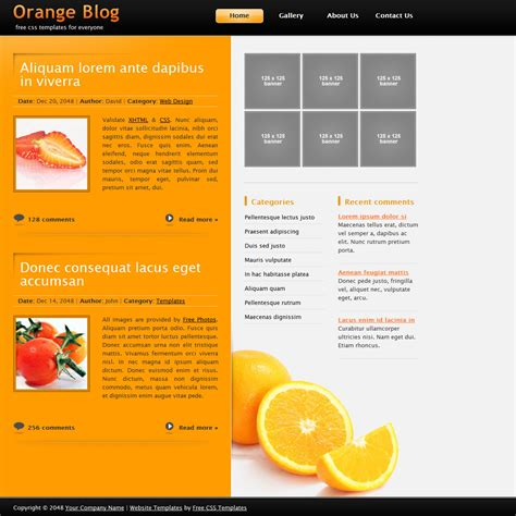 free website templates for yellow pages free css templates free css website templates download