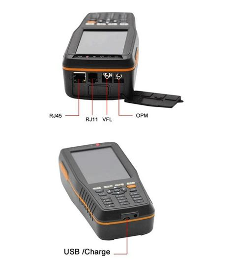 test adsl tm600 adsl2 tester adsl adsl2 opm vfl tdr function tone
