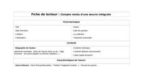 0043068561 croq notes cahier e exemple de fiche de lecture en 6eme document online