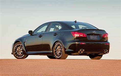 2012 Lexus Is F by 2012 Lexus Is F Information And Photos Zombiedrive