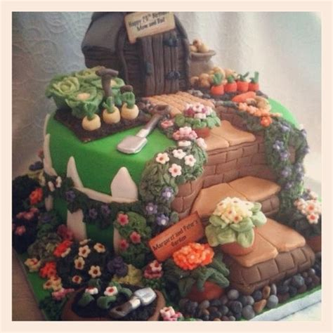 Shed Cakes by Garden Shed Cake Cakes Gardens Sheds