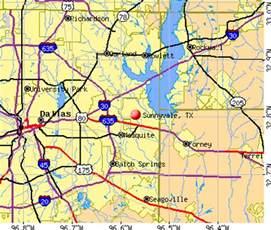 Sunnyvale Permits Sunnyvale Texas Tx 75182 Profile Population Maps