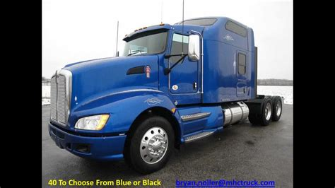 flat top kenworth trucks for sale for sale 2012 kenworth t660 flat top from used truck pro