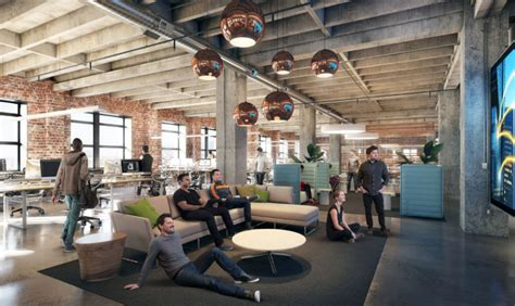 Office Space Ta Omg Uber To Up Oakland S Redesigned Sears Building