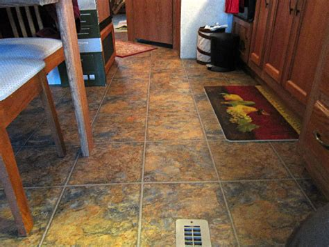 Rv Flooring Ideas by Rv Renovations The Beginning Back Roads Brushes