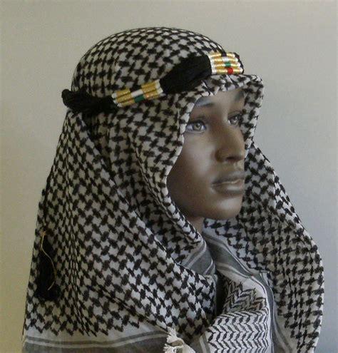 Arab Headdress Pattern | shemagh ghutra and agal dress men headdress pinterest