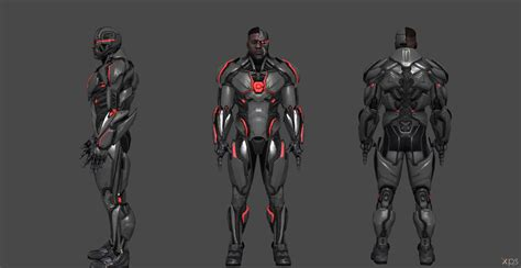 Injustice Second cyborg injustice 2 second upgrade by ssingh511 on deviantart