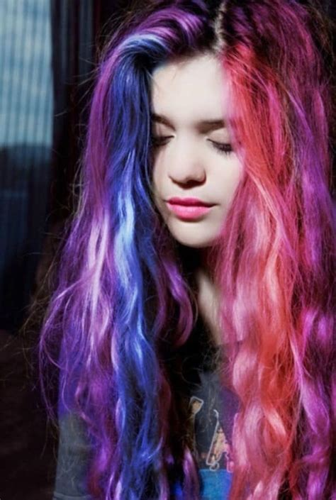Colored Hairstyles by Multi Colored Hairstyles Hairstyles