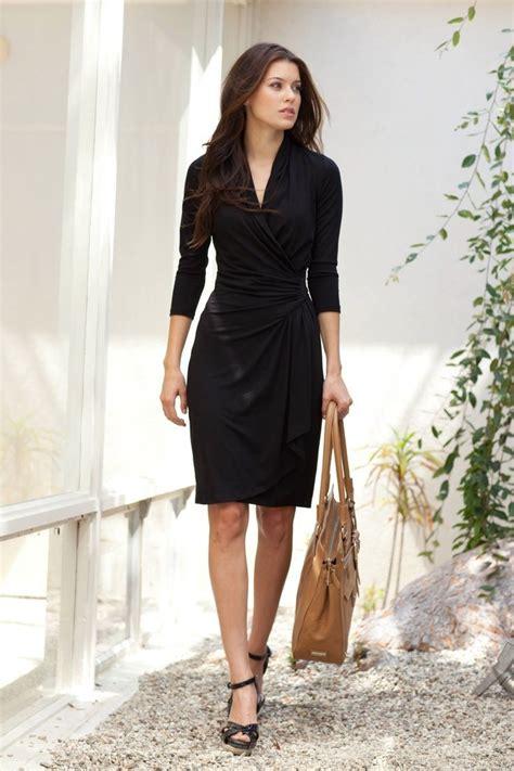 Little Black Dress Casual Look
