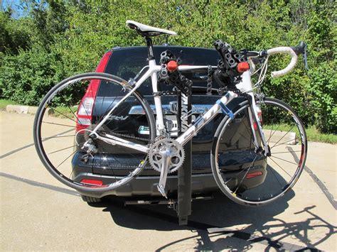 Bike Racks For Honda Crv by 2006 Honda Cr V Yakima Doubledown 4 Bike Rack 1 1 4 Quot And