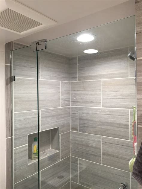 Shower Glass Doors Nj Small Bathroom Frameless Shower Door Installation Wayne Nj