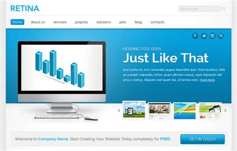 html5 themes adaptive 25 free html5 templates designgrapher com
