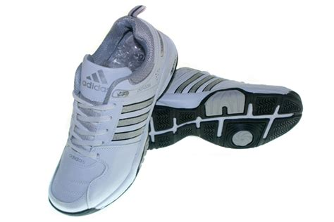 Sepatu Putih Silver by Sepatu Tenis Adidas Gee Putih Silver