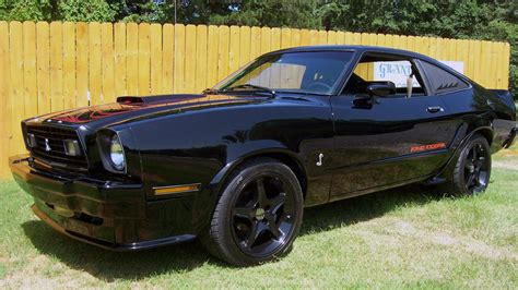 1978 shelby mustang 1978 ford mustang king cobra w58 dallas 2014