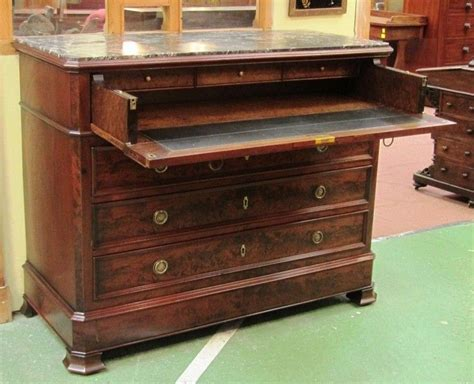 Commode Secretaire Louis Philippe by Commode Secr 233 Taire Louis Philippe Xix 232 Me En Acajou L 1m24